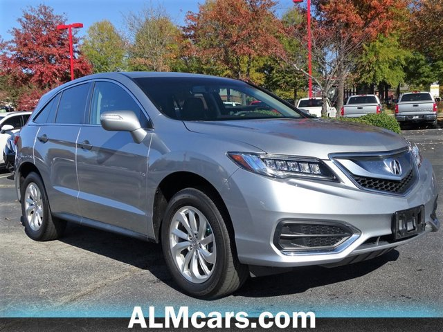 Pre-Owned 2017 Acura RDX w/AcuraWatch
