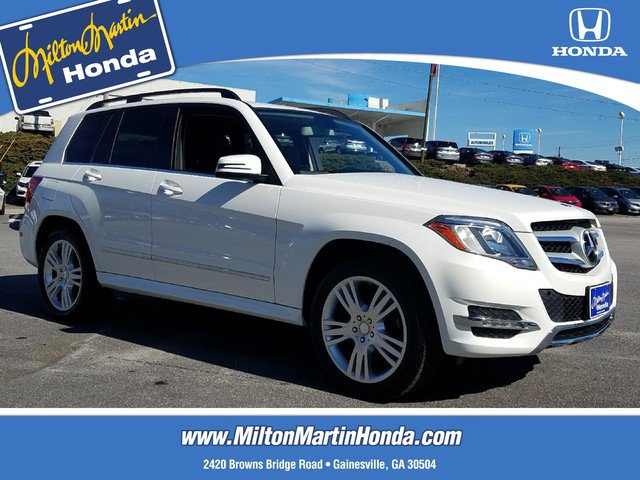 Used 2014 Mercedes-Benz GLK-Class in Gainesville, GA