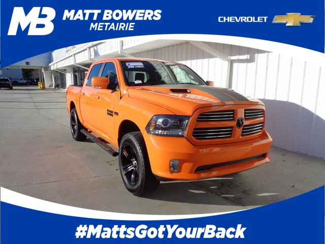 Used 2017 Ram 1500 in New Orleans, and Slidell, LA