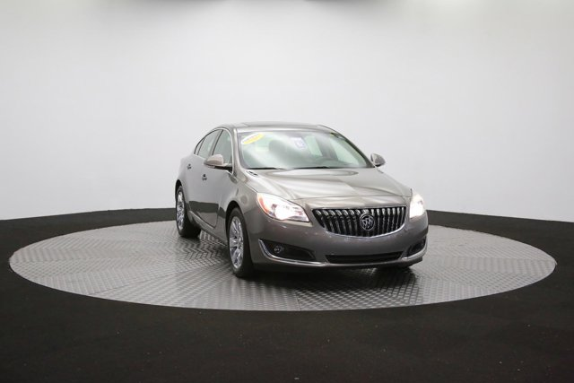 2017 Buick Regal for sale 123437 46