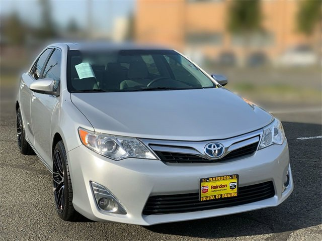 Used 2012 Toyota Camry Hybrid in Olympia, WA