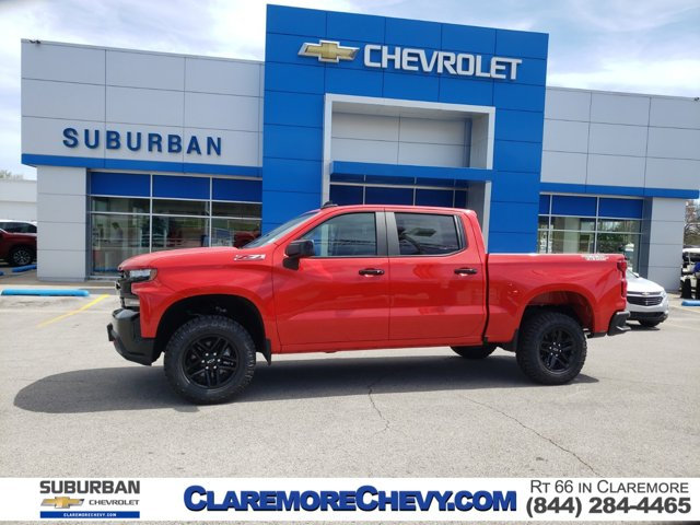 New 2020 Chevrolet Silverado 1500 in Claremore, OK