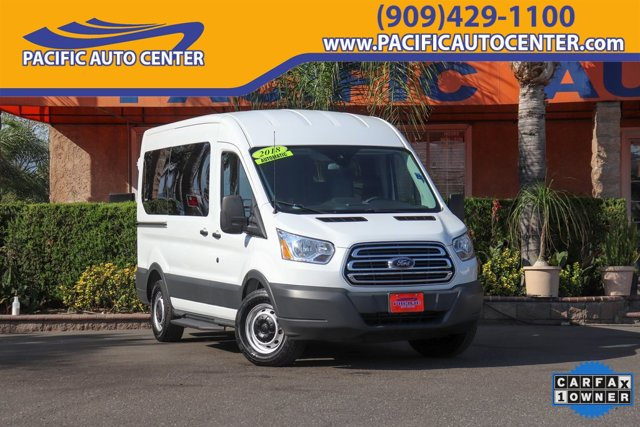 Used 2018 Ford Transit-150 in Fontana, CA