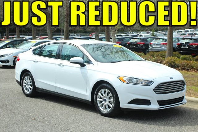 Used 2015 Ford Fusion in Tallahassee, FL