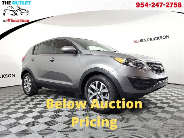 Used 2016 KIA Sportage in Coconut Creek, FL