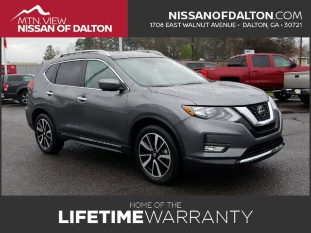 Used 2020 Nissan Rogue in Dalton, GA