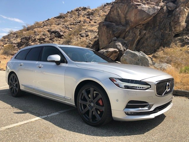 2018 Volvo V90 Inscription T6 AWD Inscription Turbo/Supercharger Premium Unleaded I-4 2.0 L/120 [0]