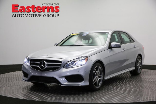 2016 Mercedes-Benz E-Class for sale 123765 0