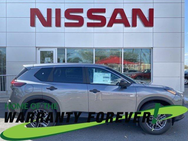 2021 Nissan Rogue S FWD S Regular Unleaded I-4 2.5 L/152 [1]