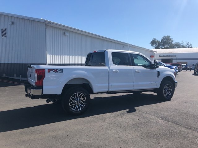 Used 2018 Ford Super Duty F-350 SRW LARIAT 4WD Crew Cab 6.75' Box