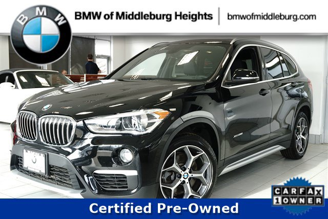 Used 2017 BMW X1 in Cleveland, OH