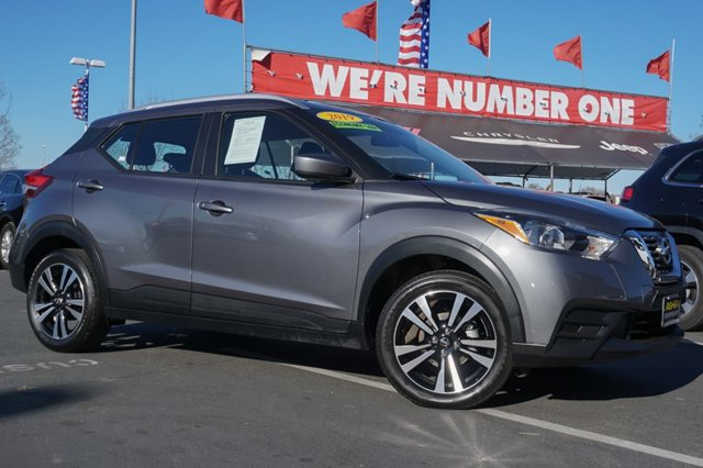 Used 2019 Nissan Kicks SV FWD