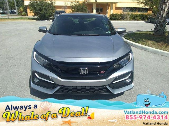 New 2020 Honda Civic Si Coupe in Vero Beach, FL