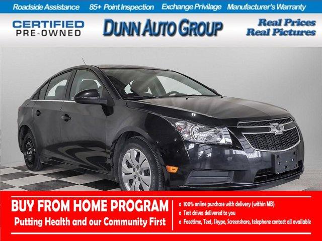 2014 Chevrolet Cruze | 1LT Sedan | REMOTE START | BLUETOOTH | 4dr Sdn 1LT Turbocharged Gas I4 1.4L/83 [0]