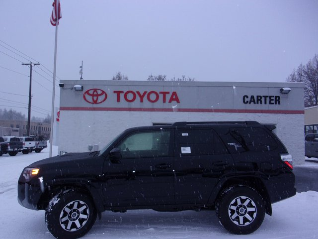 New 2020 Toyota 4Runner in Colville, WA