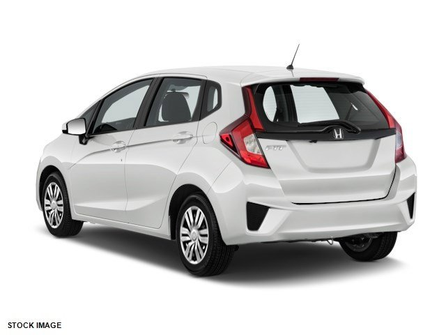 New 2017 Honda Fit LX CVT