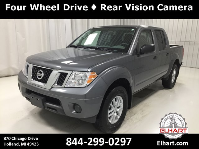 Used 2019 Nissan Frontier in Holland, MI