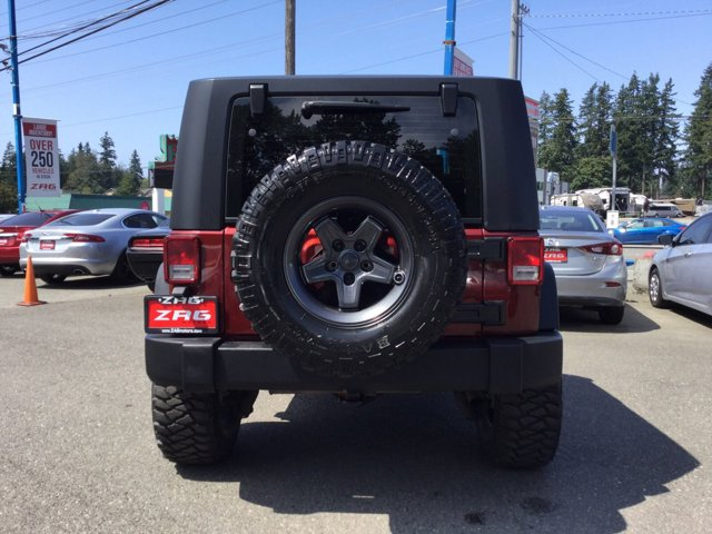 Used 2008 Jeep Wrangler 4WD 2dr Rubicon