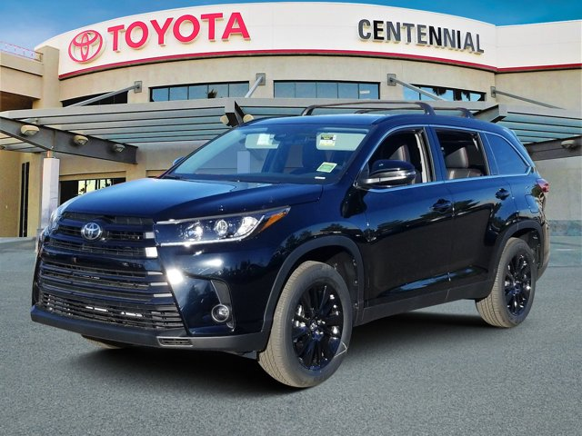 New 2019 Toyota Highlander in Las Vegas, NV