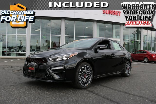 New 2020 KIA Forte in Sumner, WA
