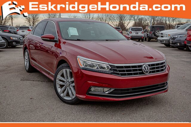 Used 2017 Volkswagen Passat in Oklahoma City, OK