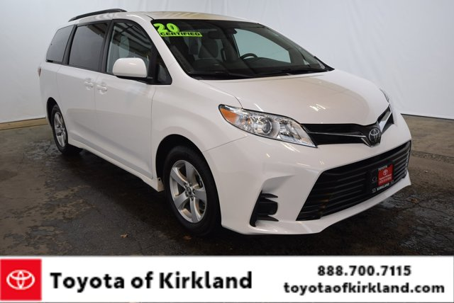 Used 2020 Toyota Sienna in , OR