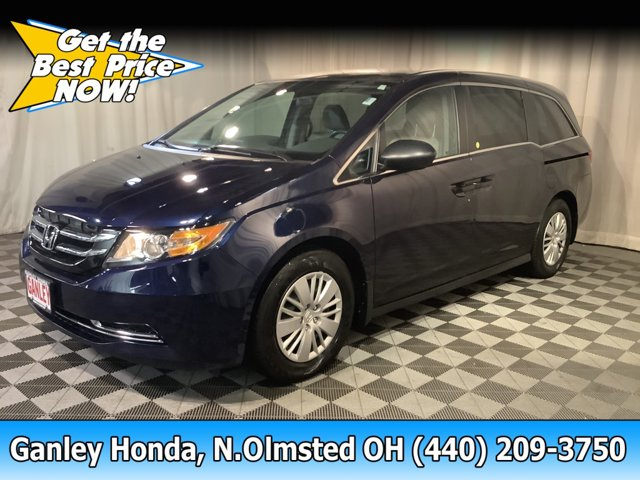 Used 2016 Honda Odyssey in North Olmsted, OH