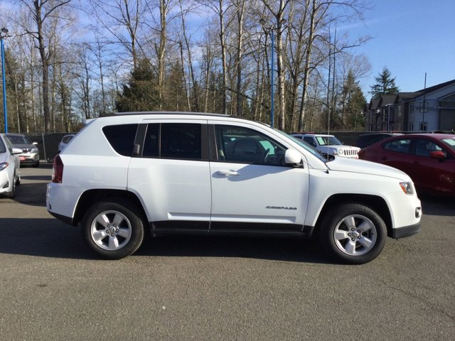 Used 2016 Jeep Compass FWD 4dr Latitude