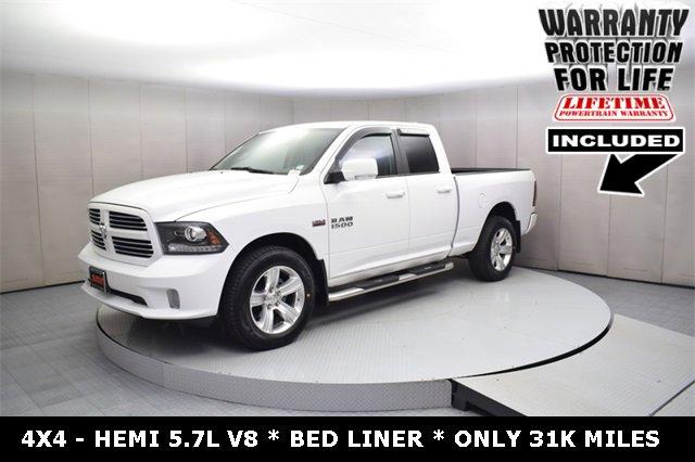 Used 2014 Ram 1500 in Sumner, WA