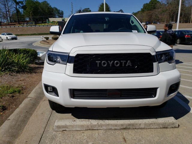 New 2020 Toyota Sequoia in Fort Worth, TX