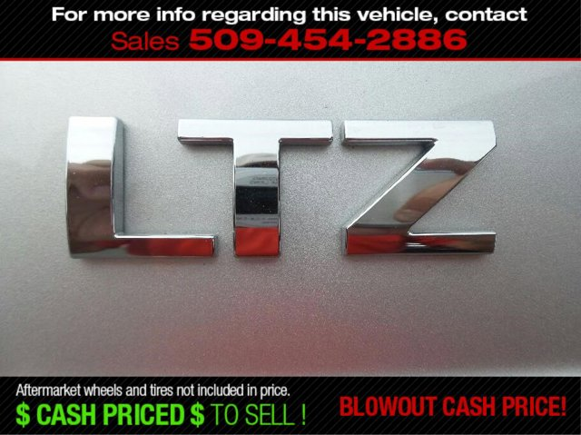 Used 2015 Chevrolet Suburban 4WD 4dr LTZ