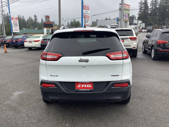 Used 2016 Jeep Cherokee 4WD 4dr Latitude