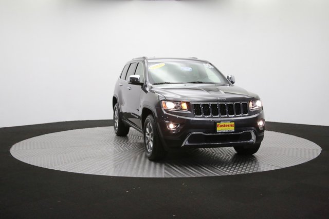 2016 Jeep Grand Cherokee for sale 124307 46