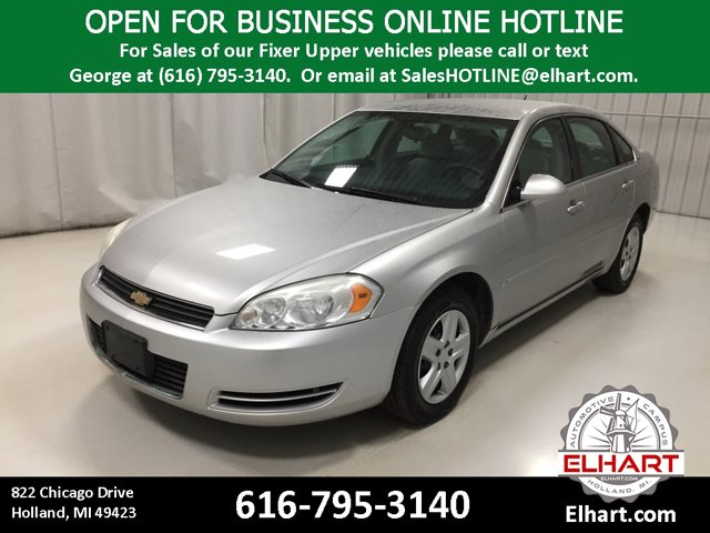 Used 2006 Chevrolet Impala in Holland, MI