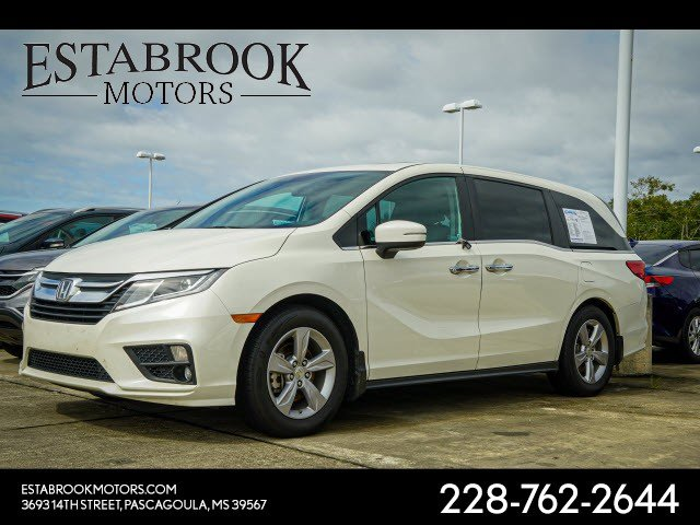 Used 2018 Honda Odyssey in , MS