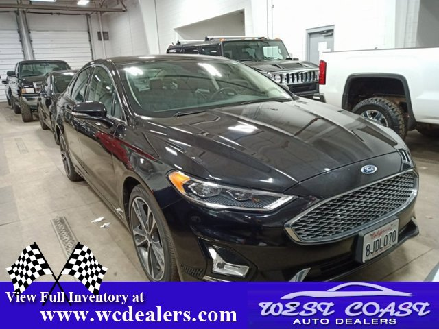 Used 2019 Ford Fusion in Pasco, WA