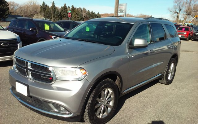 2017 Dodge Durango SXT photo