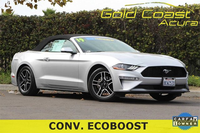 Used 2019 Ford Mustang in Ventura, CA
