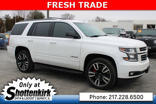 Used 2018 Chevrolet Tahoe in Quincy, IL