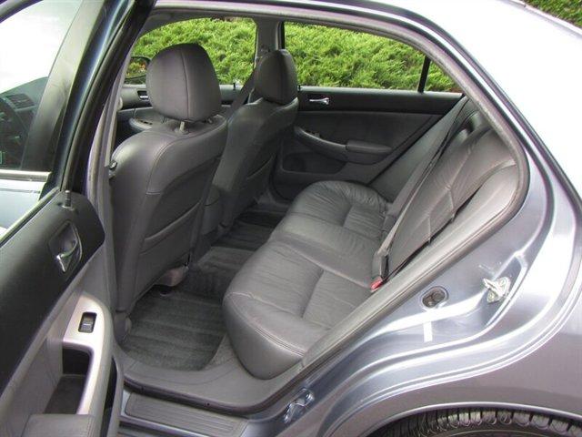Used 2007 Honda Accord Sdn EX-L w-Navi