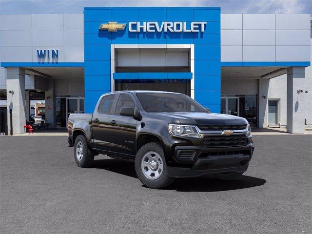 2021 Chevrolet Colorado 2WD Work Truck 2WD Crew Cab 128″ Work Truck Gas I4 2.5L/ [18]