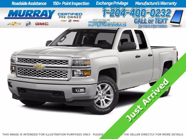2014 Chevrolet Silverado 1500 LTZ  Gas/Ethanol V8 5.3L/325 [10]