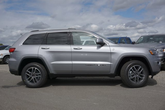 New 2020 Jeep Grand Cherokee North 4x4
