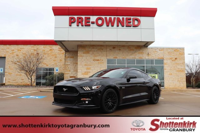 Used 2016 Ford Mustang in Granbury, TX