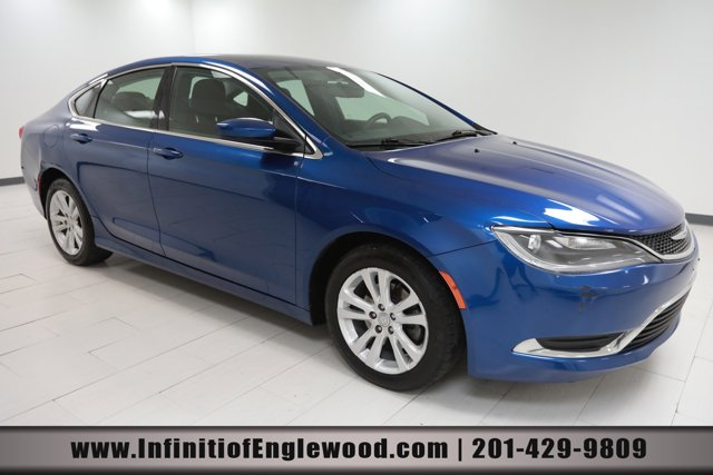 2015 Chrysler 200 Limited 4dr Sdn Limited FWD Regular Unleaded I-4 2.4 L/144 [19]