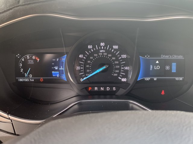Used 2015 Ford Fusion 4dr Sdn Titanium FWD