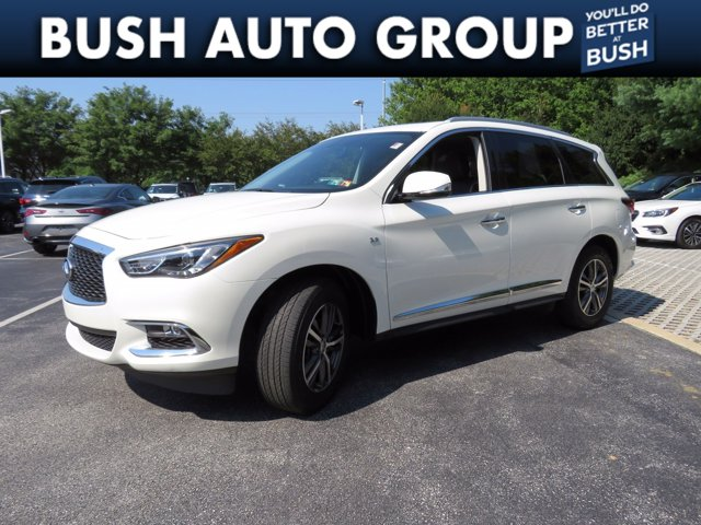 2017 INFINITI QX60 QX60 AWD Leather Sunroof BOSE Back up Cam AWD Premium Unleaded V-6 3.5 L/213 [7]