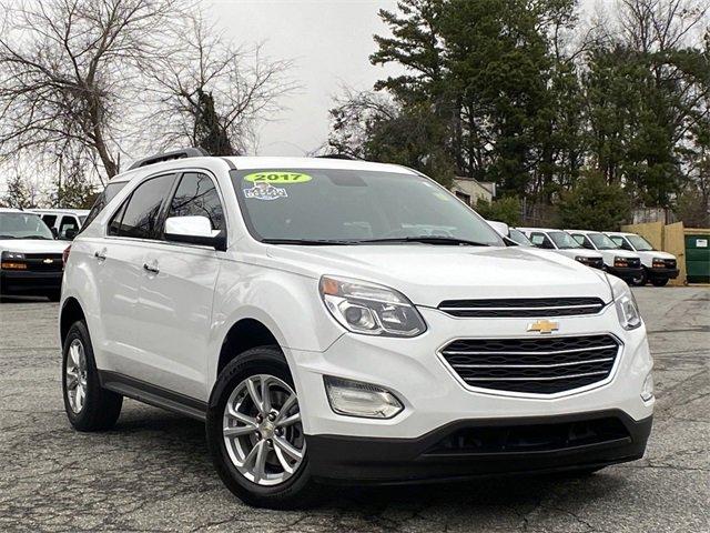 Used 2017 Chevrolet Equinox in Marietta, GA