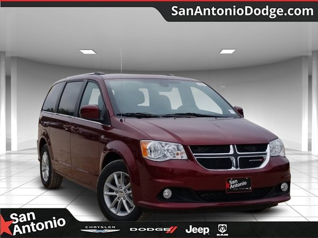 2019 Dodge Grand Caravan SXT 35th Anniversary Edition