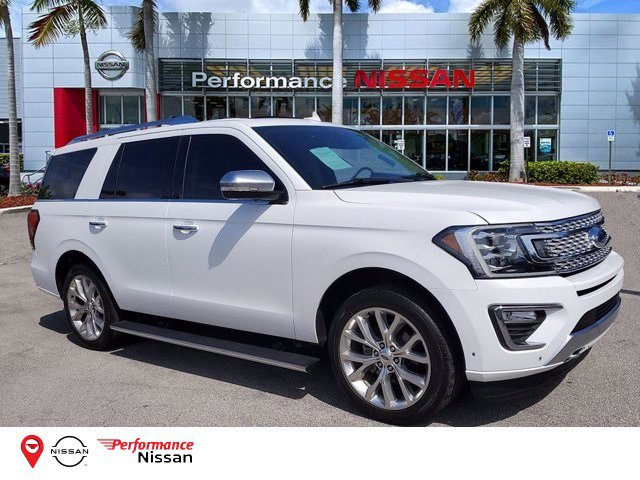 Used 2019 Ford Expedition in Pompano Beach, FL